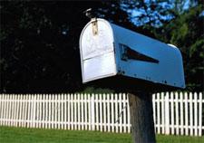 hoa law mailbox