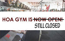 hoa-gym-closure